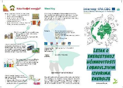 Letak o energetskoj učinkovitosti i obnovljivim izvorima energije