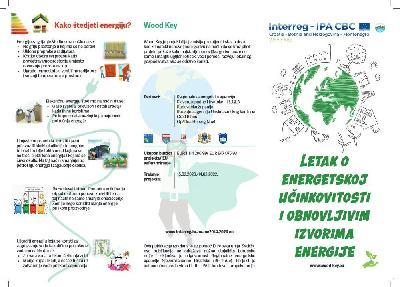 Jačanje tržišta energije iz drvne biomase kao ključ regionalne energetske tranzicije – WOOD KEY