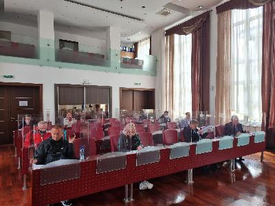 Štab CZ Grada Bihaća odobrio sredstva u iznosu 50.000 KM Domu zdravlja Bihać za poboljšanje uslova vakcinacije stanovništva