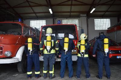 Nabavka opreme za Vatrogasnu jedinicu grada Bihaća
