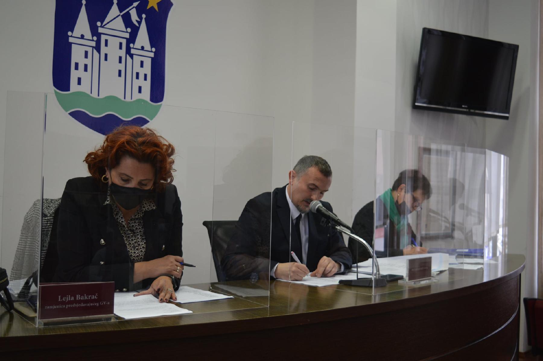 Javni konkurs za prijem rukovodećeg državnog službenika na poziciju Sekretara Gradskog vijeća Bihać