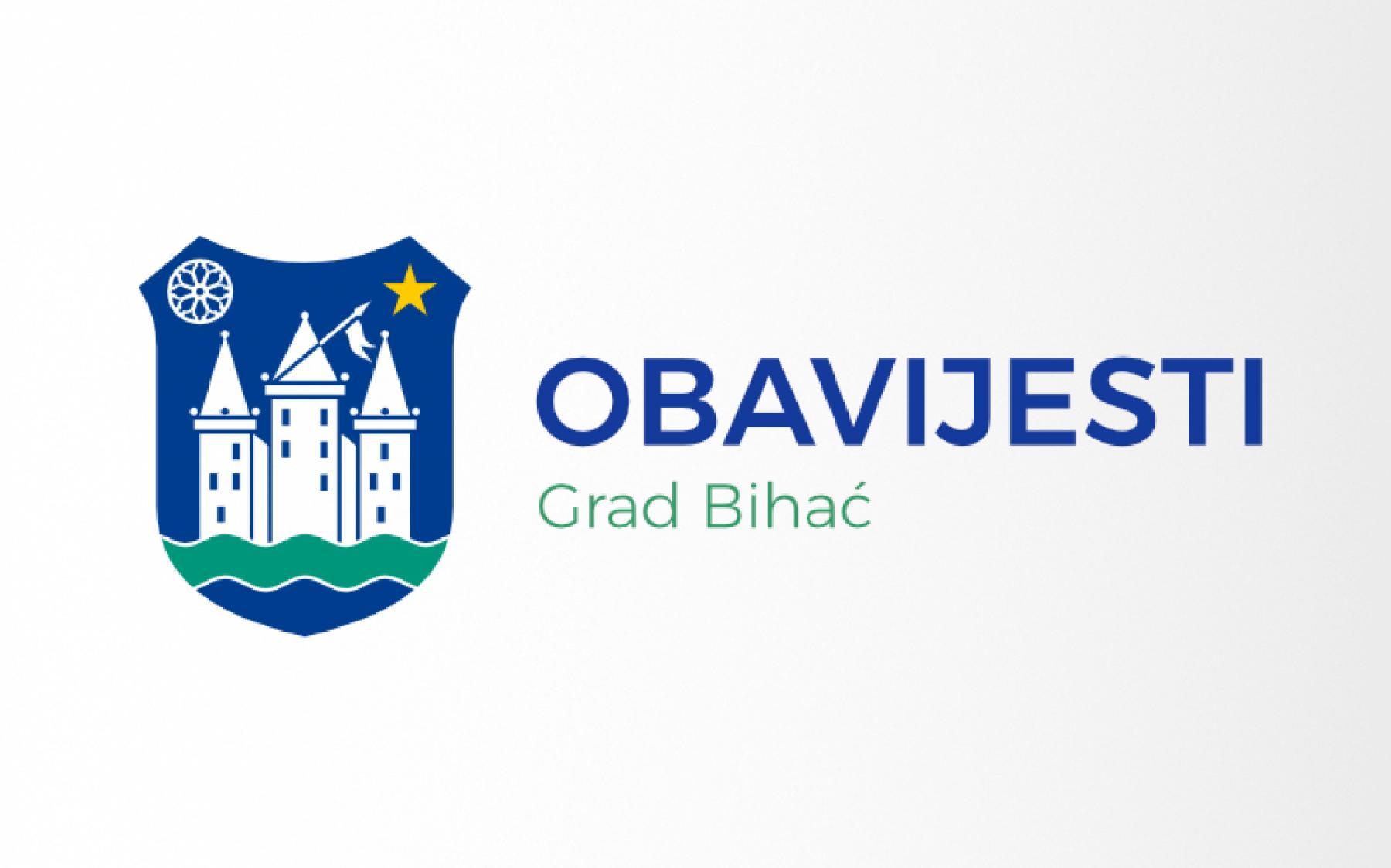 Plan legalizacije bespravno izgrađenih građevina u gradu Bihaću
