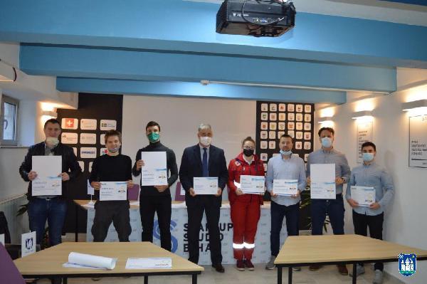 Kroz projekat Omladinske banke Bihać realizirano 23 projekta