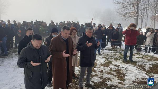 Obilježena 26. godišnjica oslobodilačke akcije Armije R BiH u naselju Bugar