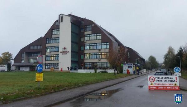Gradsko vijeće traži od Vlade USK-a izgradnju nove zgrade Doma zdravlja Bihać