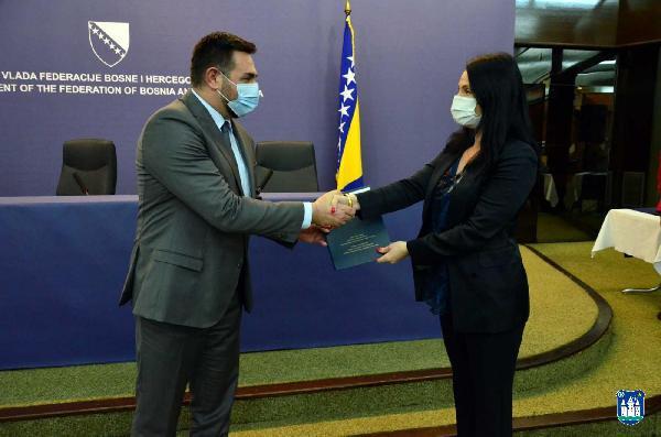 Grad Bihać i u 2021. godini dio sporazuma o saradnji na provođenju Državnog projekta stambenog zbrinjavanja povratničkih porodica.
