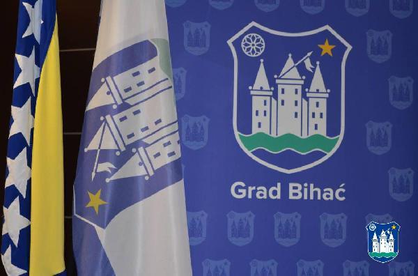 U utorak 23. februara 2021. godine 5. redovna sjednica Gradskog vijeća Bihać