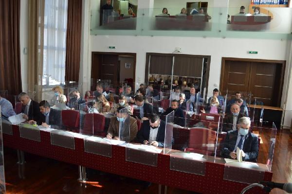 U srijedu 21. aprila 2021. godine 8. sjednica Gradskog vijeća Bihać