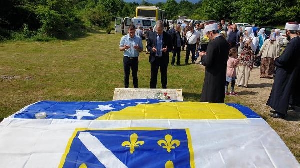 Obilježena 29. godišnjica stradanja Bošnjaka Ljutočke doline