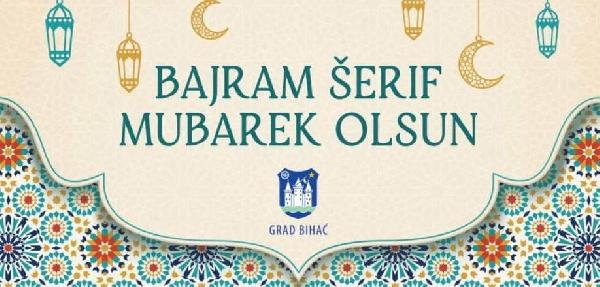 Čestitka povodom Kurban Bajrama