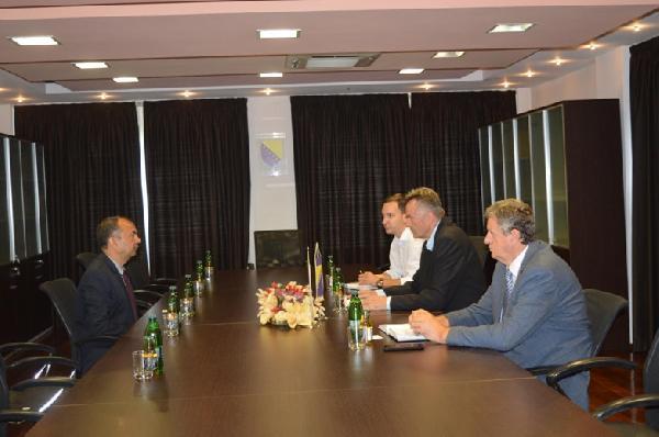 Posjeta Ambasadora Indije za Bosnu i Hercegovinu gradu Bihaću