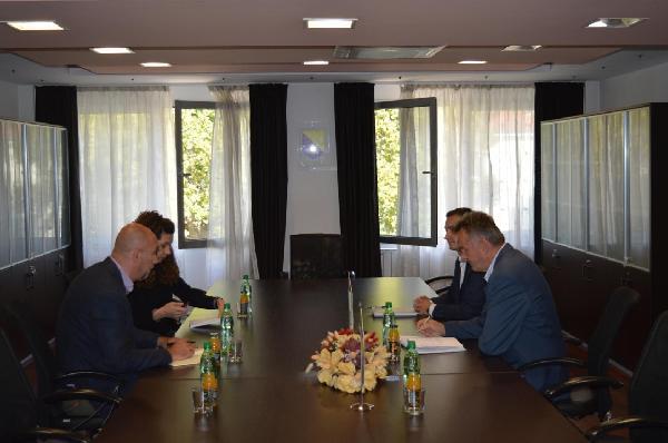 Posjeta predstavnika Generalnog Direktorata za Civilnu zaštitu i humanitarnu pomoć Europske unije
