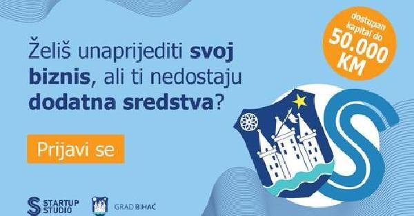 Grad Bihać uz dodatni kapital Fondacije Mozaik nudi subvencije za razvoj biznisa