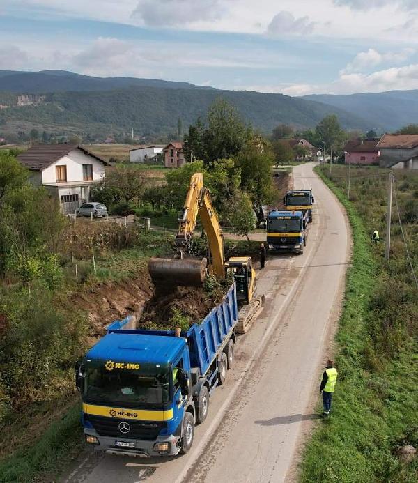 """Realizacija projekta """"Zaštita od poplava – čišćenje i uređenje odvodnih kanala na području grada Bihaća"""""""